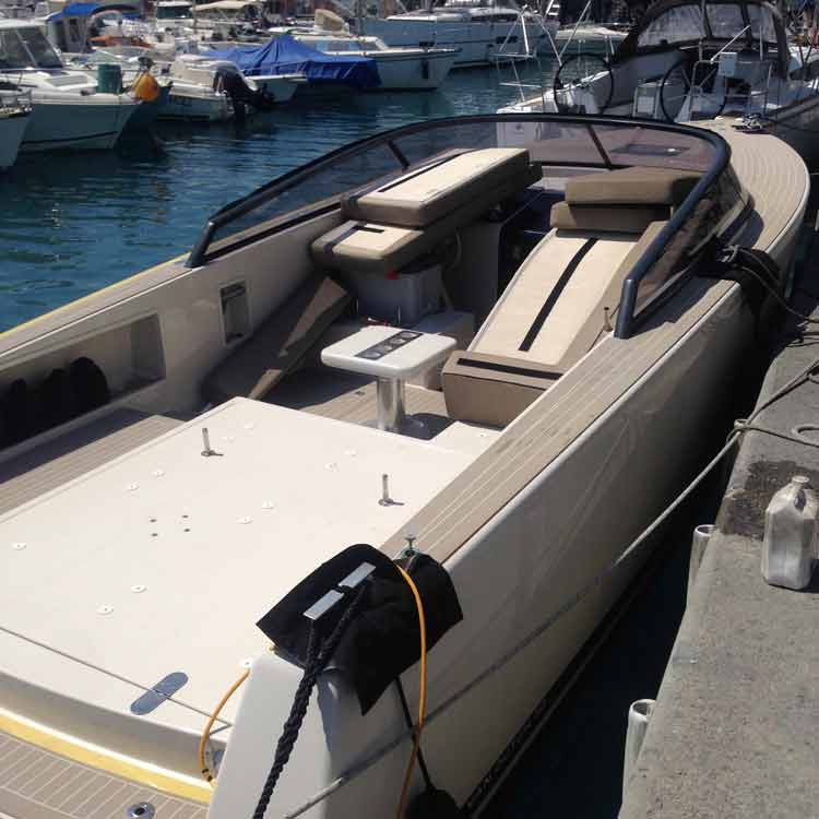 Mobile Mechanic: Yacht Van Dutch in Antibes