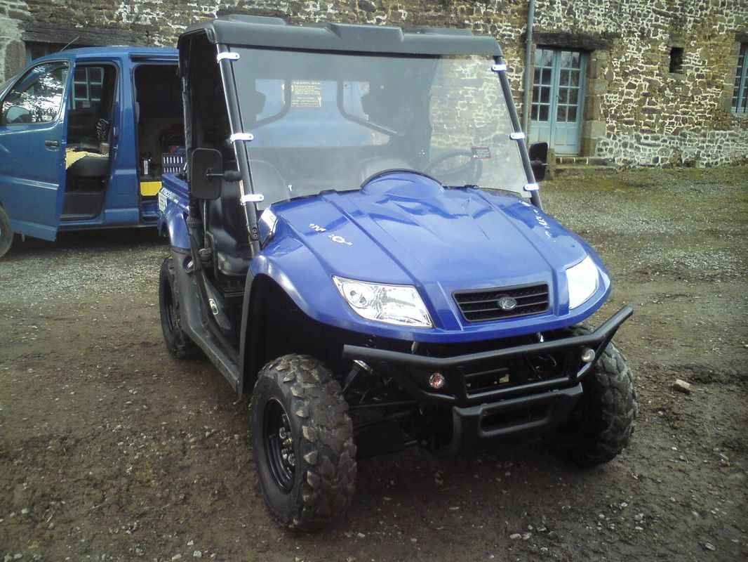 Mobile Mechanic: Kymco Quad