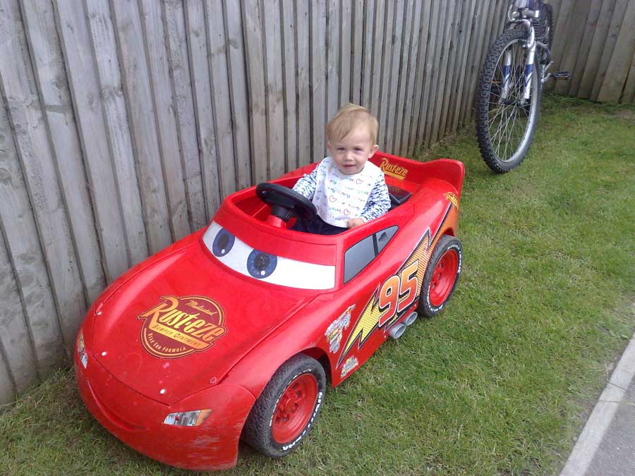 Mecanique Mobile: Lightning McQueen